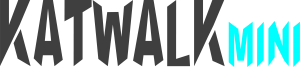 KATWALKmini ロゴ文字